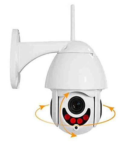 Überwachungskamera, kabellos, 5-facher Zoom, neigbar, für den Außenbereich, HD 1080P, WiFi,...