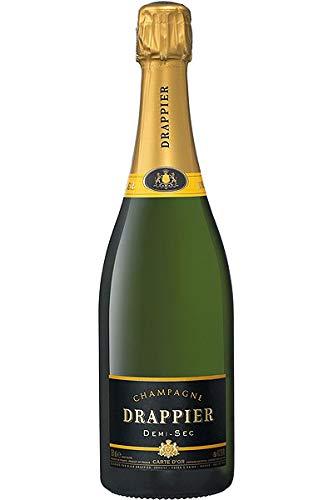 Drappier Demi Sec Champagner 0,75l 12{0aa4447d774dfe42979c37576706213e6ecf20500a5d934696c2f80668e09d8f}