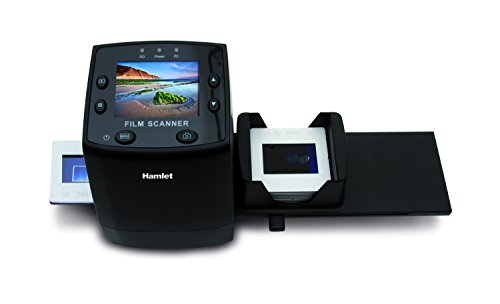 Hamlet XDVDIAPO- Smart Film Converter- Scanner Diapositive e...