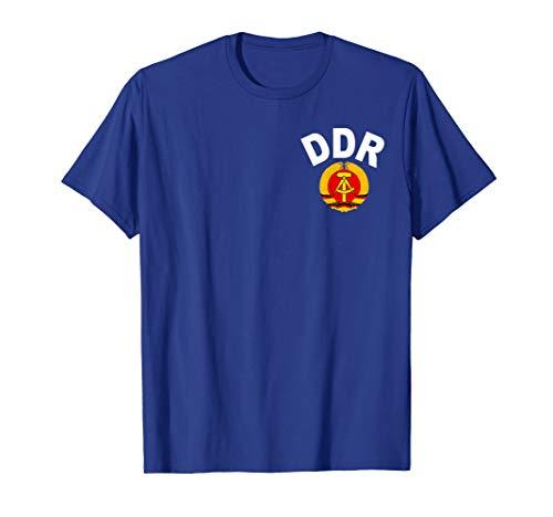 DDR Sport Hemd TrainingsNicki Blau T-Shirt