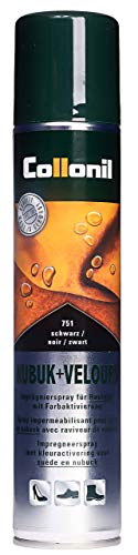 Collonil Nubuk + Velours 200 ml Schuhspray schwarz, 200 ml