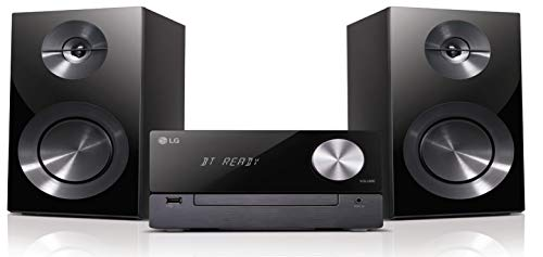 LG CM2460DAB Mini Hi-Fi System with Digital Radio