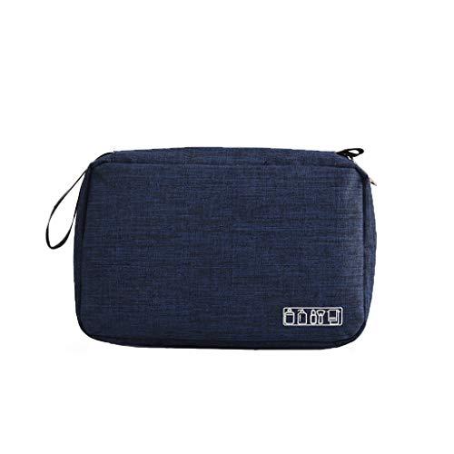 Bolsa de cosméticos, bolsa de viaje colgante para hombres y mujeres, bolsa de maquillaje, bolsa de cosméticos para baño y ducha organizador