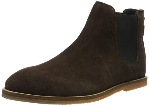Strellson Herren Howard Boot mfe Klassische Stiefel, Braun (Darkbrown 702), 43 EU