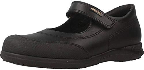 Zapatos de Cordones para Niña, Color Negro, Marca PABLOSKY, Modelo Zapatos De Cordones para Niña PABLOSKY 328210 Negro