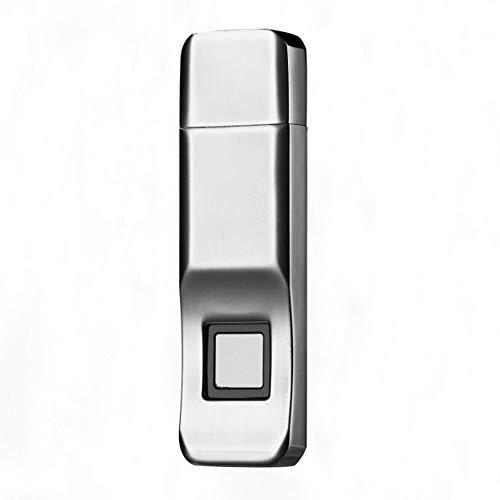 Rouku USB Disk Fingerprint Encryption 32G Ersetzen Sie das Passwort Hochgeschwindigkeits-Hardware-Verschlüsselung zum Lesen und Schreiben