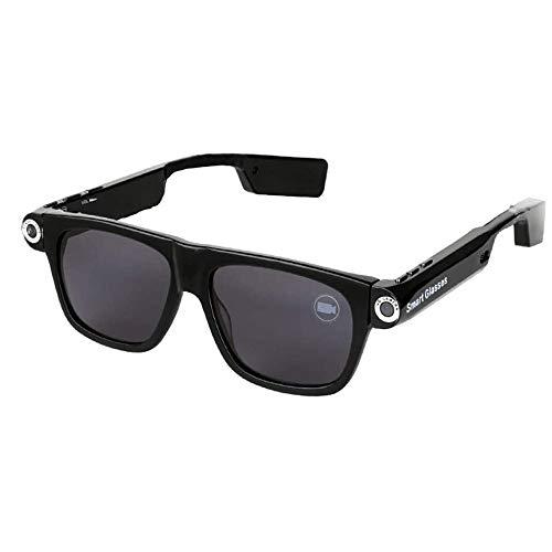 Adesign Bluetooth Gafas de Sol de la cámara 1080P HD Deportes al Aire Libre cámara grabadora de vídeo for Subir a Caballo Pesca de la Motocicleta y Deportes al Aire Libre