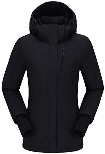 CAMEL CROWN Damen Windbreaker Jacke Atmungsaktiv Leicht Reißfeste Outdoor Regenjacke Freizeitjacke Funktionsjacke Kapuze Joggen Wandern Reise