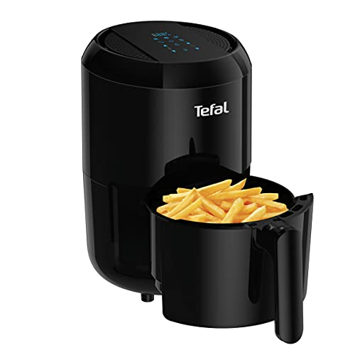 Tefal Easy Fry Compact EY3018 heteluchtfriteuse - Gezond frituren - inhoud van 1,6 liter: ideaal voor een of twee porties