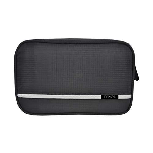 LIOOBO trousse de toilette avec crochet suspendu kit de rangement pour organisateur de voyage sac à cosmétiques portatif sac à cosmétiques multifonction