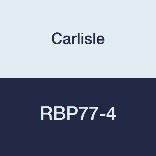 """Carlisle RBP77-4 Super Vee Band- Banded Belts, BP Section, Rubber, 4 Bands, 7/16"""" Width, 81"""" Length"""