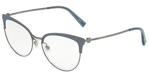 Tiffany Occhiale da Vista TF1132 6134 blu montatura metallo taglia 51 mm occhiale donna
