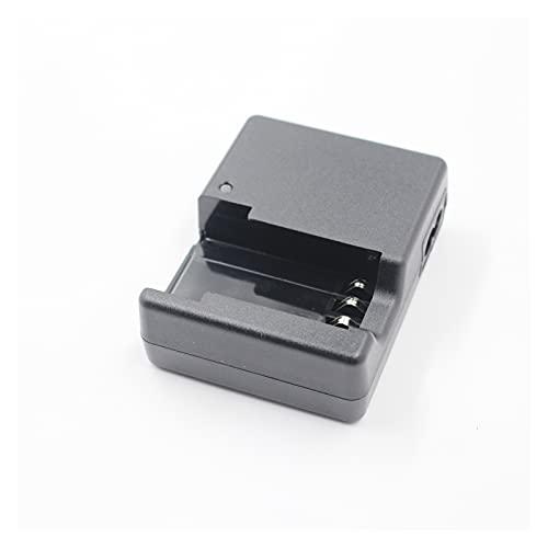 CML Cargador de batería de cámara EN-EL9 EN-EL9A MH23 MH-23 Ajuste para Nikon D40 D40X D60 D3000 D5000 D8000 (Socket Standard : EU)