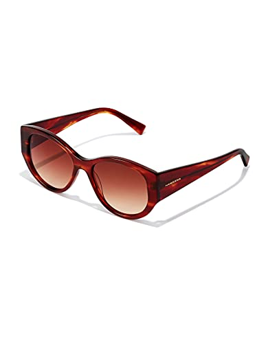 HAWKERS Miranda-Havana Terracota Gafas de sol, Habana Marrón, One Size Unisex Adulto