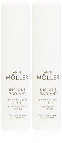 Anne Möller - Instant Radiant - Serum con triple acción revitalizante de...