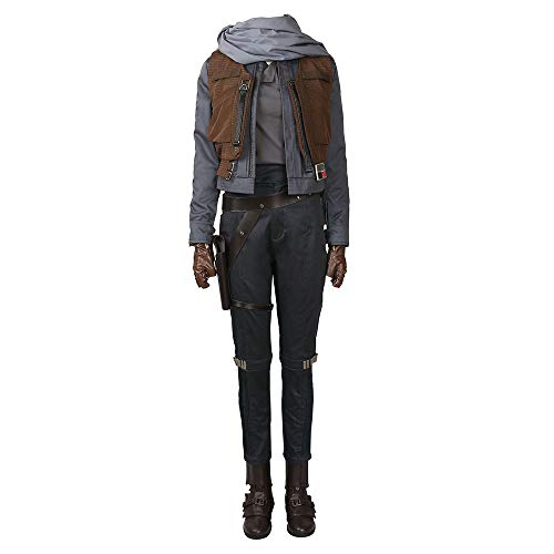 Rogue One A Story Jyn Erso Cosplay Costume Halloween Outfits