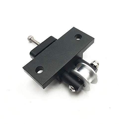 1 stücke AM8 / Anet A8 aluminium y achse gurtspanner kit für AM8 3D Drucker Extrusion Metallrahmen