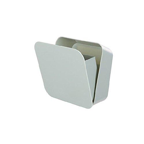 Sulifor Wand Aufbewahrungsbox Kunststoff Aufbewahrungsbox, Haushalt Wasserdichte Badezimmer Zahnbürste Wandhalterung Aufbewahrungsbox