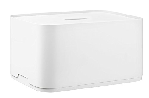 Iittala 130369 Vakka Boîte de Rangement Blanc 450 x 230 x 300 mm