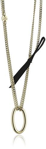 Dyrberg/Kern Damen Halskette Vergoldetes Metall 336236