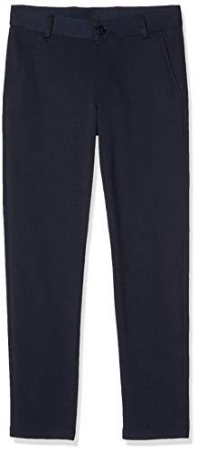 s.Oliver Jungen 62.911.73.2170 Hose, Blau (Dark Blue Melange 59w6), 134 (Herstellergröße: 134/REG)