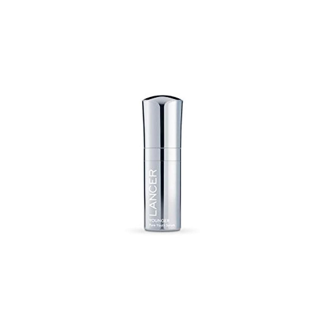市場風刺直径ランサースキンケア若い純粋な青年血清(30ミリリットル) x2 - Lancer Skincare Younger Pure Youth Serum (30ml) (Pack of 2) [並行輸入品]