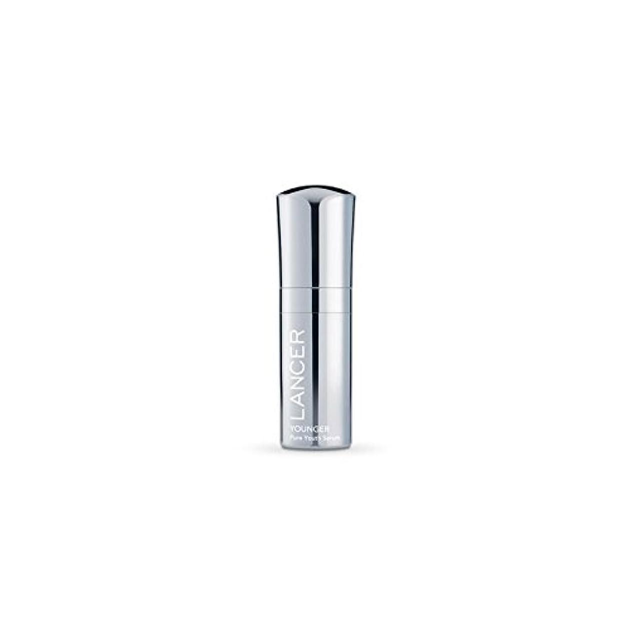 虎コンピューターを使用する異形Lancer Skincare Younger Pure Youth Serum (30ml) (Pack of 6) - ランサースキンケア若い純粋な青年血清(30ミリリットル) x6 [並行輸入品]