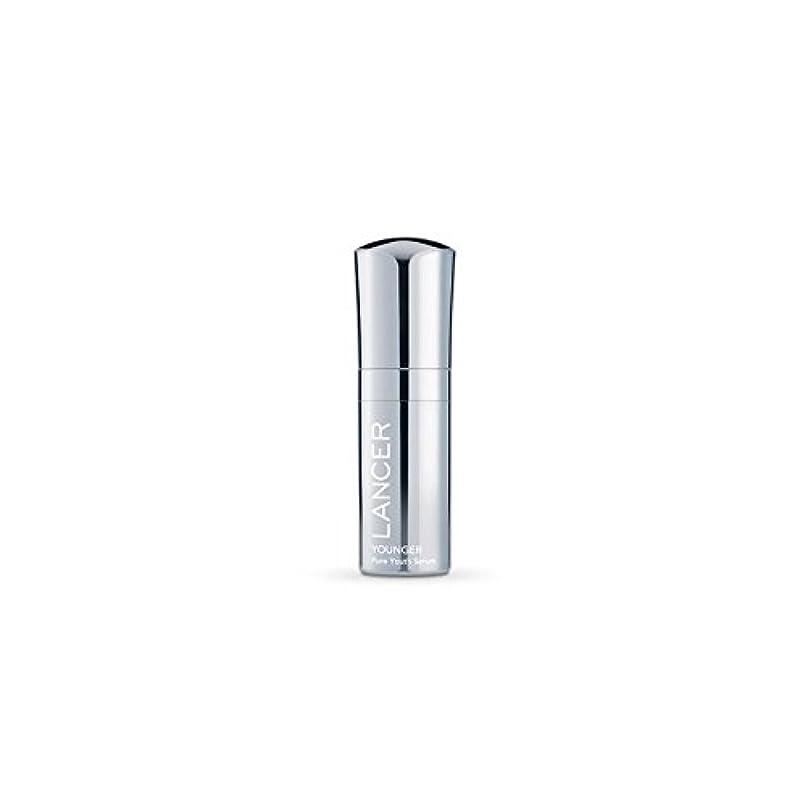 ラボプリーツソブリケットランサースキンケア若い純粋な青年血清(30ミリリットル) x2 - Lancer Skincare Younger Pure Youth Serum (30ml) (Pack of 2) [並行輸入品]