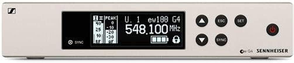 Sennheiser Pro Audio Rackmount True Diversity Receiver (EM 100 G4-A)