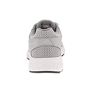 ASICS Women's Gel-Contend 5 Running Shoes, 9M, MID Grey/ICY Morning