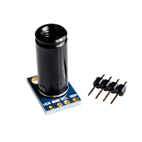 TD-ELECTRO MLX90614ESF-DCI Sensor Module MLX90614 Infrared Temperature Sensors GY-906-DCI IIC Connector Long Distance Electronic DIY PCB