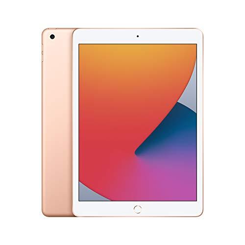 Nuevo Apple iPad (de 10,2Pulgadas, con Wi-Fi y 32GB) - Oro (Ultimo Modelo, 8.ªgeneración)