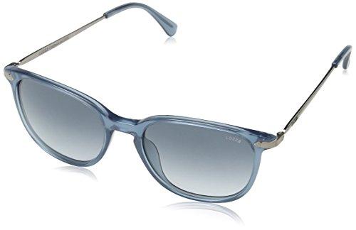 Lozza Herren Sl1995M Sonnenbrille, Blau (SHINY OPAL. AZURE GREY), Einheitsgröße
