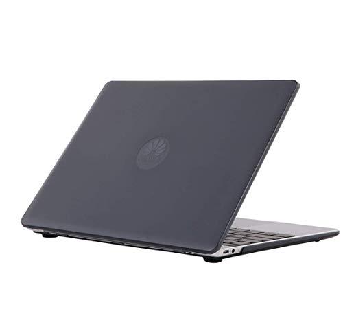 YGoal Funda Compatible con Huawei Matebook D 14, Cubierta de Carcasa rígida de plástico Esmerilado Case para Huawei Matebook D 14 2020 (Negro)