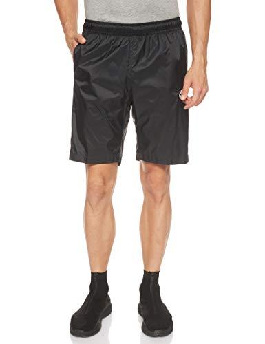 Nike Herren Sportswear Woven Short, black/White/010, XS