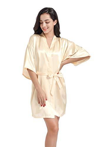 Bridesmaid bathrobes