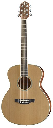 Moldeada Crafter A/N Castaway guitarra acústica de la serie