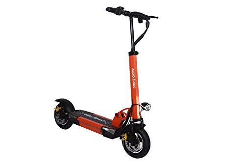 Scooter elettrico 10', Cityboard ALDO S500, qualità Premium in alluminio