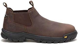 Caterpillar Men's Outline Slip-On Steel Toe Work Boot