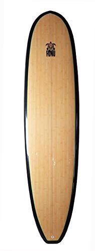 Mini Malibu - Tabla de surf Minimalibu 8'0 Mini Malibu Surfboard Honu Incluye 3 derivas. 8 x 21 x 2 3/4 Entrega gratuita en toda Francia