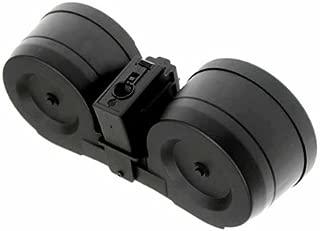 BBTac - Airsoft KX36 3000 Round Sound Activated Electric Drum Airsoft Magazine