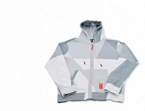 Nike Herren BV9285-100 Bluse, Blanco, M