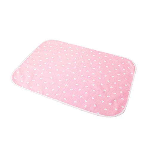 Atianyi Pet Pee Pad Pet Mat Washable Puppy Pads Dog Bed Mat Waterproof Mat Non-Slip Reusable Puppy Wee Whelping Pad Puppy Training Pads for Indoor Outdoor Car Travel