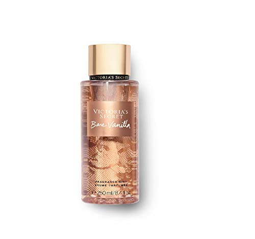 Victoria's secret - victoria's secret bare vanilla body mist spray 250ml
