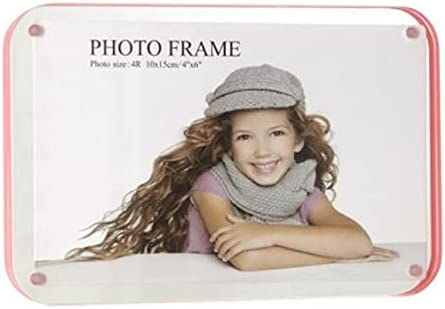 Free Standing Directly managed store Double New arrival Sided Display Photo Perspex Acrylic Magnet