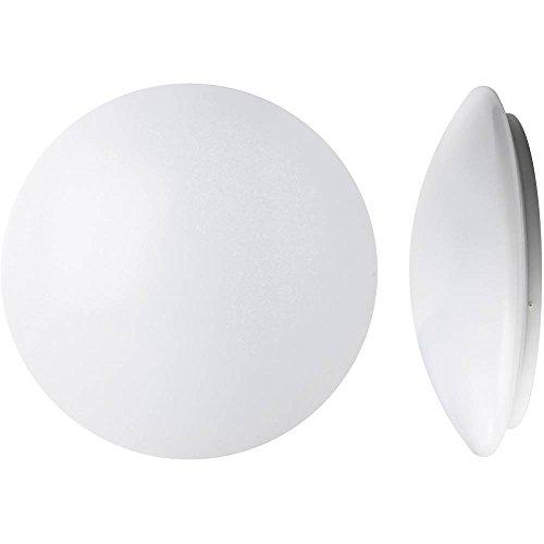 Megaman LED Aufbauleuchte, Plastik, Integriert, 14.5 W, weiß, 35 x 35 x 10,9 cm