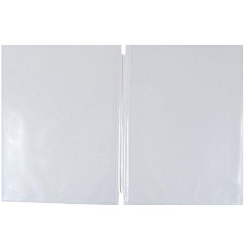 Decor Service Menus, PVC, Transparent, 30,5 x 46 cm