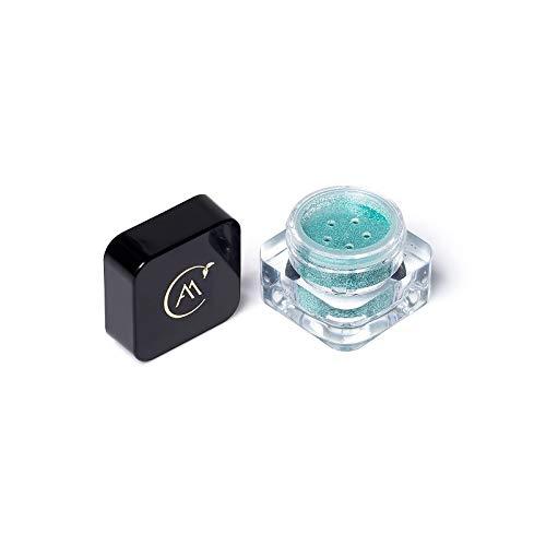 Glitter Biodegradável Vegano Turquoise 3g - Arielle Morimoto