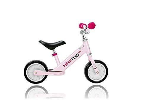 MGE Balance Bike,Boys Girls No Pedal Toddler Bike Adjustable Handlebars Seat Alloy Frame 2 Wheels Kids Bicycle Best Birthday Present -Pink