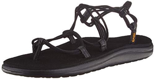 Teva Damen Voya Infinity Sandal Womens Pantoffeln, Schwarz (Black Blk), 40 EU